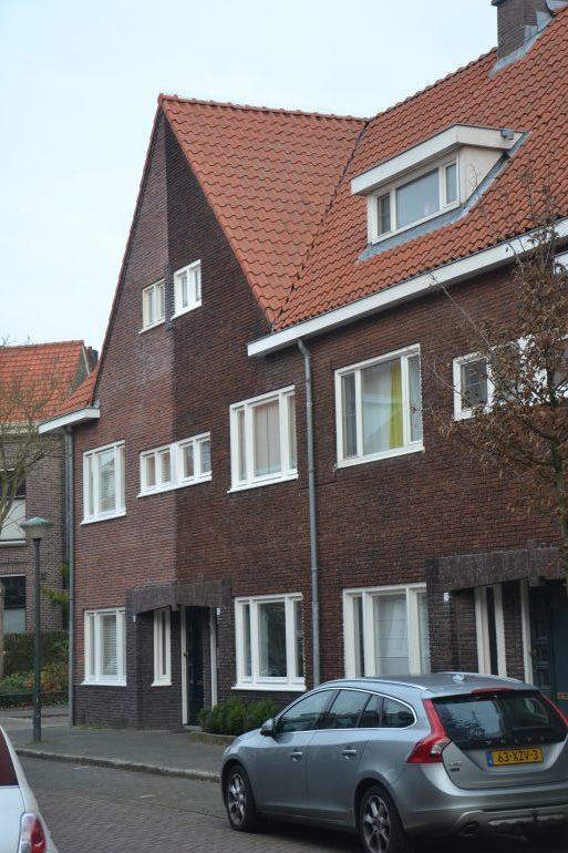 Julianastraat 25 – bovenverdieping + zolder