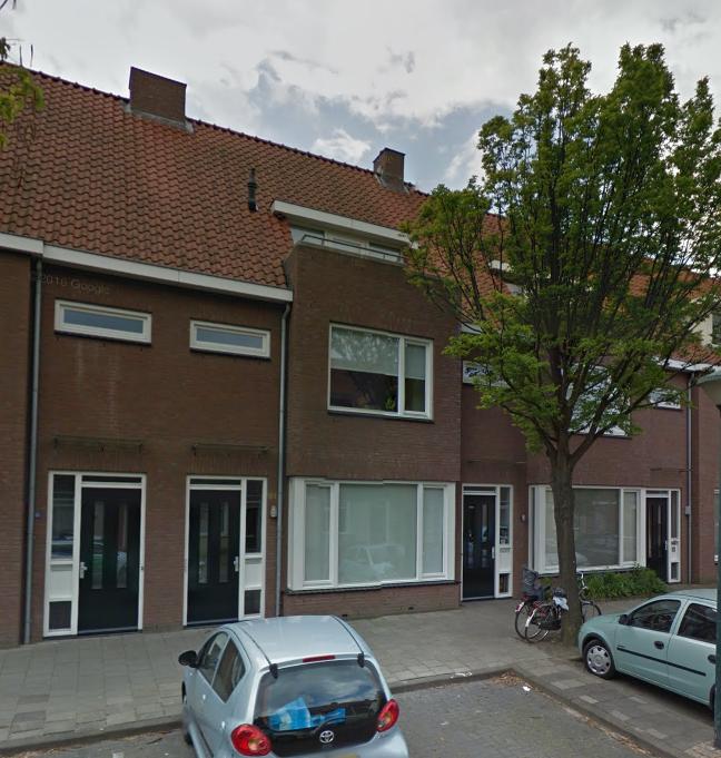 Willem de Zwijgerstraat 67 Eindhoven – begane grond
