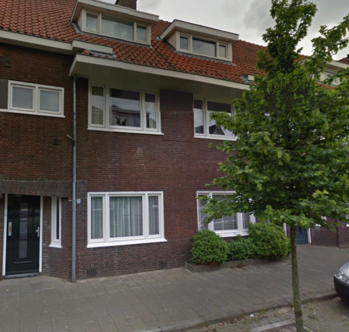 Julianastraat 29 Eindhoven – bovenverdieping + zolder